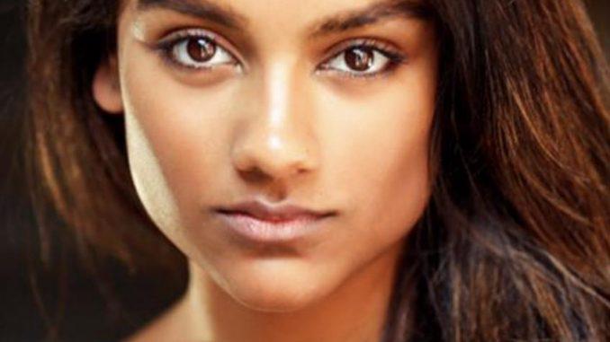 Simone Ashley British Actress