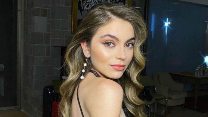 Sofía Castro Mexican Actress