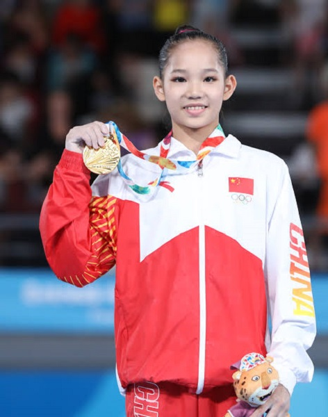 Olympic Update – Tang Xijing Parents And Family, How Old Tall Is She?