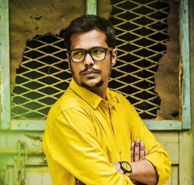 Vivek Ghamande Indian Actor