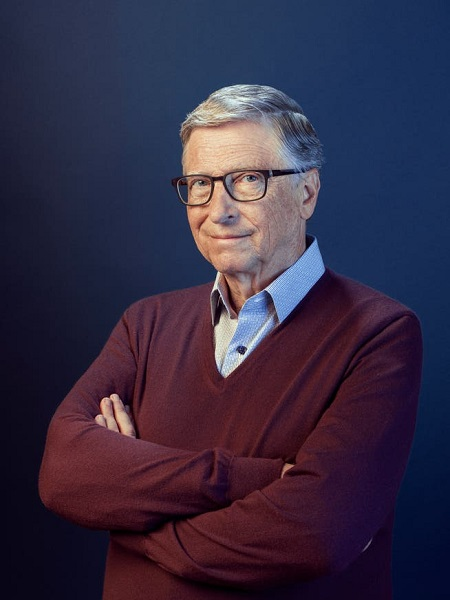Was Bill Gates Arrested By Military? Fake Mugshot All Over The Internet