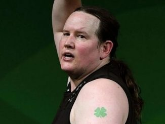 What is Up With Laurel Hubbard Flag Tattoo? Are Her Parents Irish?