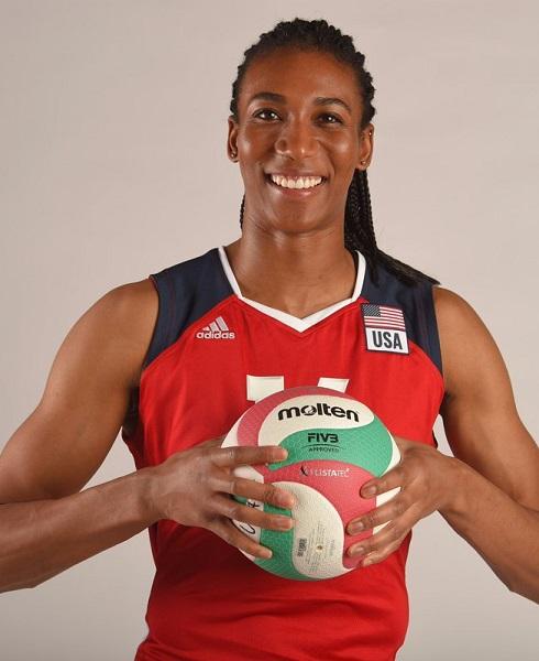 Team USA: Foluke Akinradewo Is  A Gold Medalist – Meet Her Family