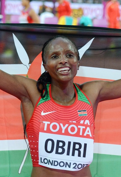 Who Are Hellen Obiri Parents? Olympian Athlete Family Life Explored
