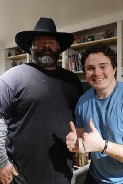 Father Son Duo Viral On TikTok – Meet Tex And John