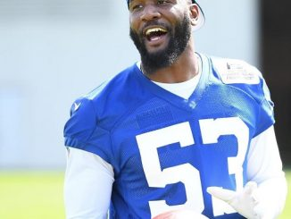 Darius Leonard Became The Highest Paid Interior Linebacker – A Look Into His Family Life