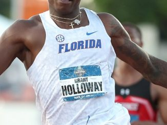Who Is Grant Holloway Wife Or Girlfriend? Parents Ethnicity