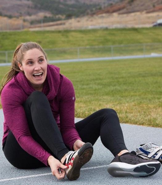 Meet Kara Winger, The Flag Bearer For Team USA
