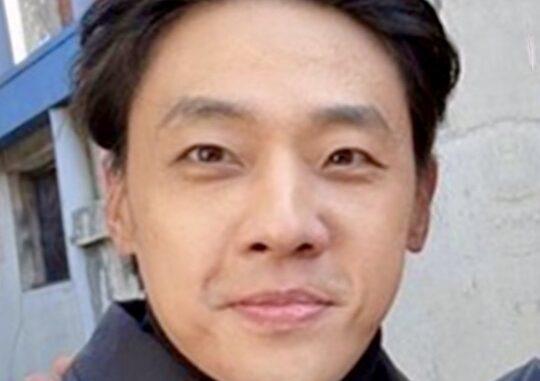 Yoon Sang-hoon South Korean Actor