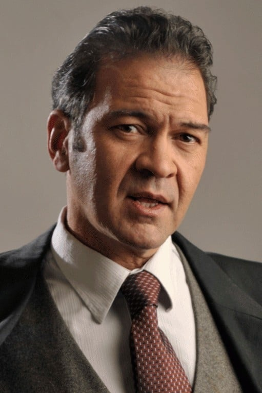 César Bordón Argentine Actor