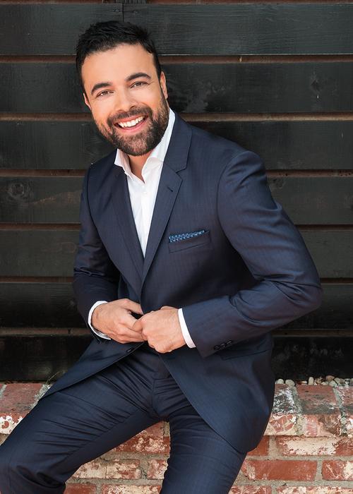 James Martinez American Actor