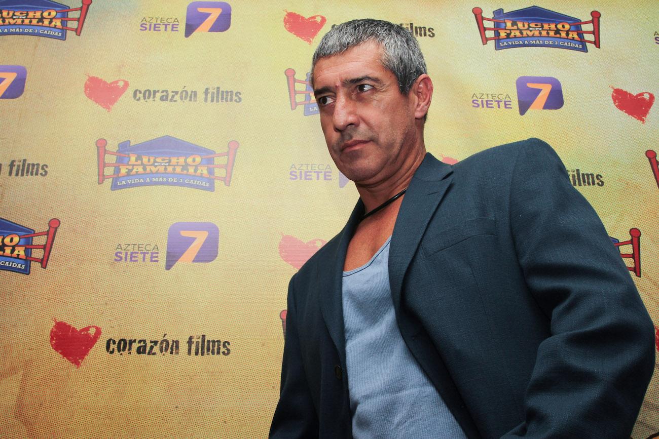 Rodolfo Arias Spanish Actor